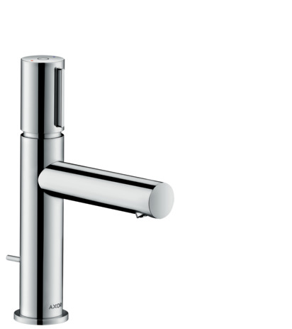 Miscelatore lavabo Select 110 con set di scarico pop-up