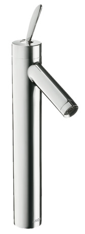 Single lever basin mixer 220 for wash bowls without pop-up waste