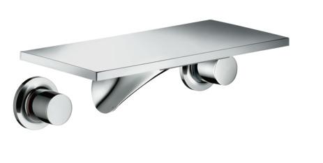 axor massaud waschtischmischer chrom 18112000. Black Bedroom Furniture Sets. Home Design Ideas