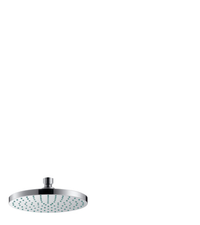 Plate overhead shower 180 1jet