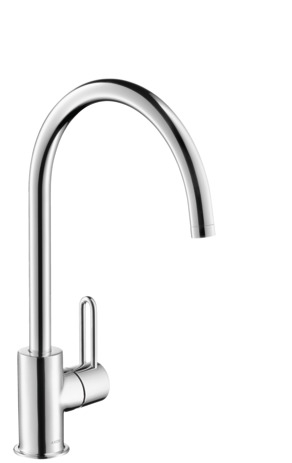 Single lever kitchen mixer 250 with swivel spout