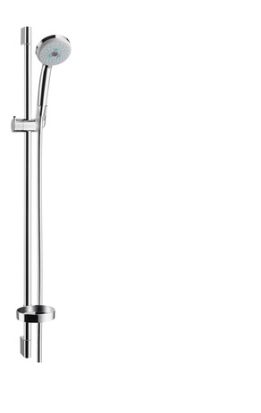 Shower set Multi EcoSmart 9 l/min with shower bar 90 cm and soap dish