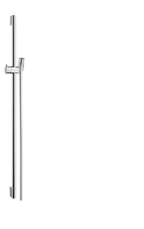 hansgrohe brausestangen unica brausestange c 90 cm mit brauseschlauch 27610000. Black Bedroom Furniture Sets. Home Design Ideas