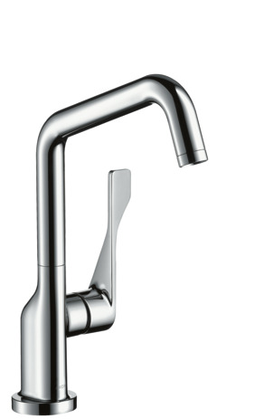 Single lever kitchen mixer 260 with swivel spout Eco
