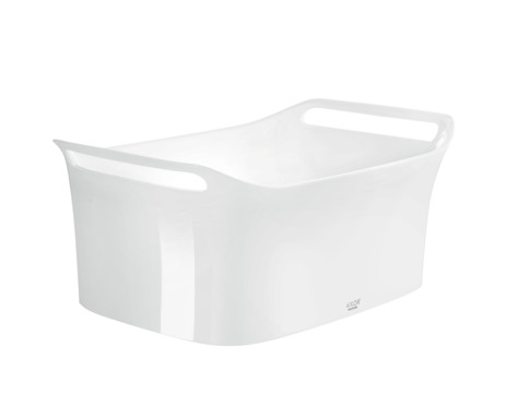 Wash basin wall-mounted 624 mm x 399 mm