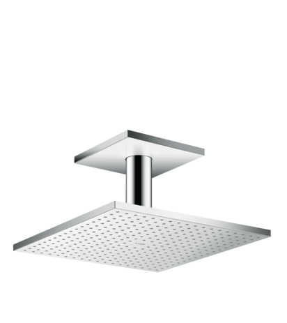 Overhead shower 300/300 2jet with ceiling connection