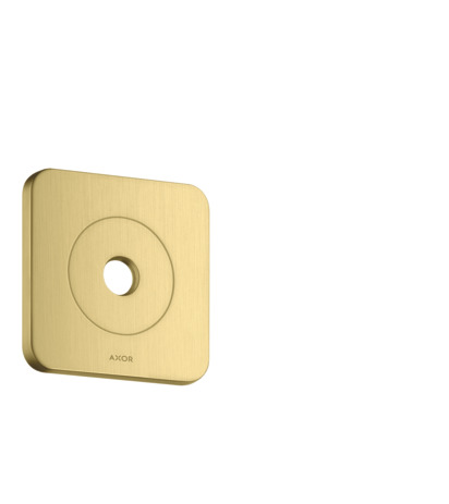 Wall plate 120 mm x 120 mm softcube