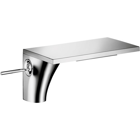 AXOR Massaud Single-Hole Faucet without Pop-Up, 1.2 GPM