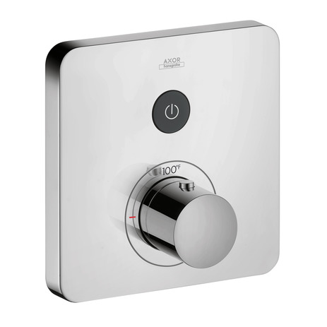 Thermostatic Trim SoftCube for 1 Function