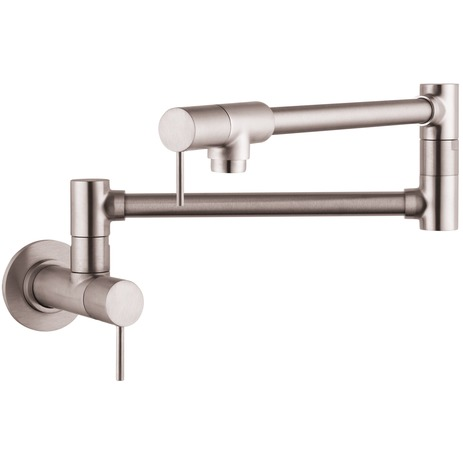 Pot Filler, Wall-Mounted