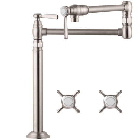 AXOR Montreux Pot Filler, Deck-Mounted