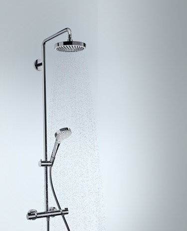 Showerpipe 180 2jet met thermostaat