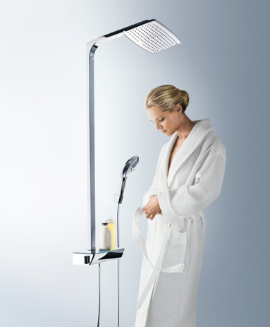 Showerpipe 360 1jet mit Thermostat