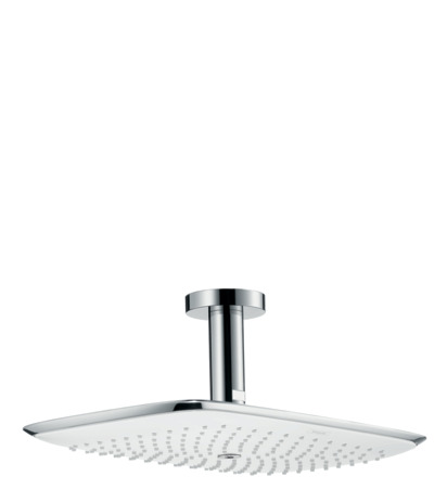 Overhead shower 400 1jet EcoSmart 9 l/min with ceiling connector