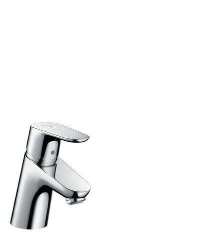 Pillar tap 70 for hot water without waste
