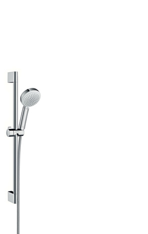 Shower set Vario EcoSmart 9 l/min with shower bar 65 cm
