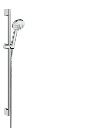Shower set Vario with shower bar 90 cm