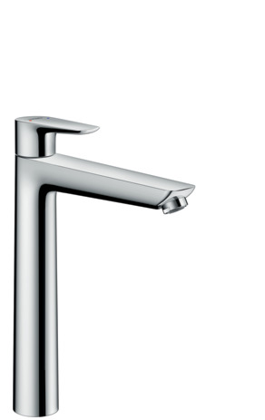 Single lever basin mixer 240 with pop-up waste
