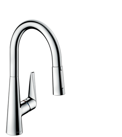 Single lever kitchen mixer 200, Eco, pull-out spray, 2jet, sBox