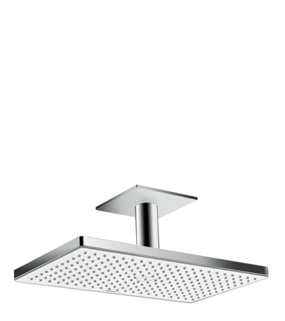 Overhead shower 460 1jet with ceiling connector