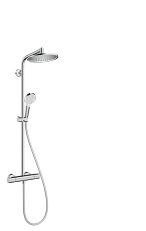 Showerpipe 240 1jet mit Thermostat