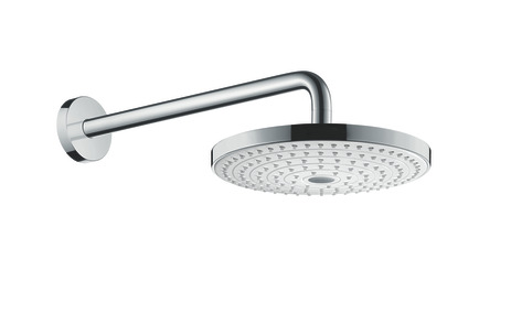 Overhead shower 240 2jet with shower arm
