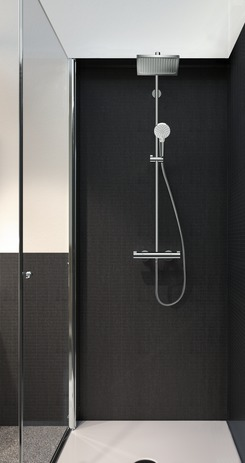 Showerpipe 240 1jet met thermostaat