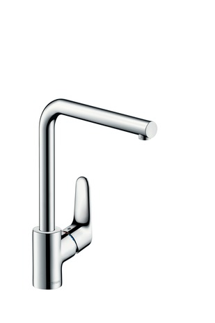 Single lever kitchen mixer 280, 1jet