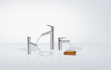 Basin mixer 100 without waste
