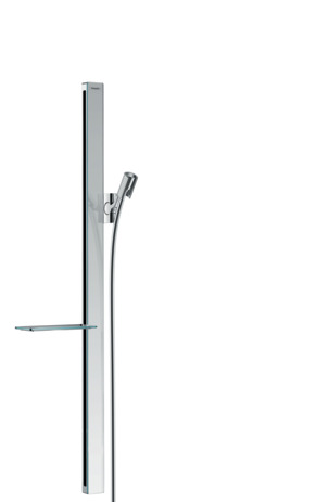 Shower bar E 90 cm with shower hose