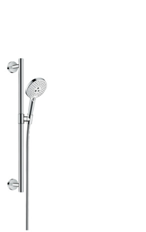 Shower set 120 3jet EcoSmart 9 l/min with shower bar 65 cm