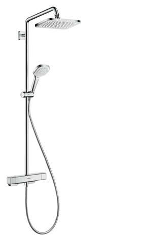 Showerpipe 280 1jet mit Thermostat