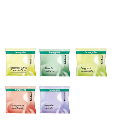 Kit Wellness senteurs mixtes (lot de 5 tablettes)