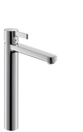 metris s washbasin faucets chrome 31020001. Black Bedroom Furniture Sets. Home Design Ideas