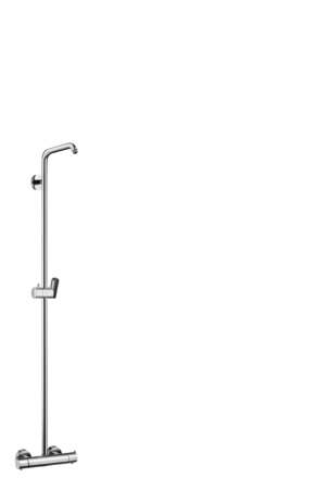 Showerpipe without Shower Components