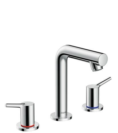 Talis S Washbasin Faucets Chrome 72130001