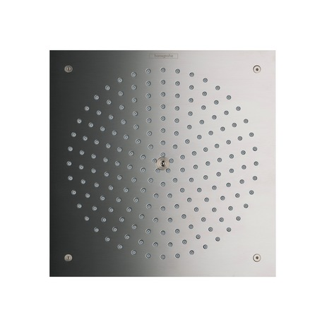 Showerhead 260 Square 1-Jet Trim, 2.5 GPM