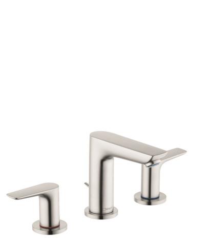 Talis E Washbasin Faucets Brushed Nickel 71733821