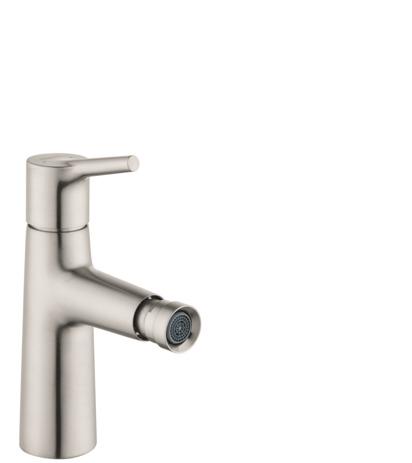 talis s bidet faucets brushed nickel 72200821. Black Bedroom Furniture Sets. Home Design Ideas