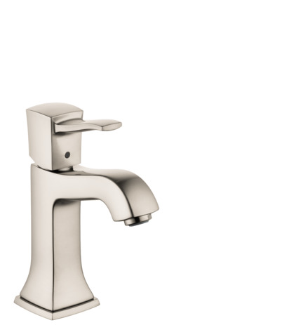 Single-Hole Faucet 110 with Pop-Up Drain, 1.2 GPM