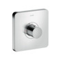 Set de finition pour mitigeur thermostatique ShowerSelect SoftCube encastré haut débit