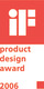 iF product design award 2006