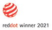 Red Dot product design award 2021