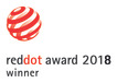 Red Dot product design award 2018