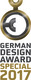 German Design Award - Nominee 2017