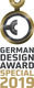 German Design Award Special Mention 2019