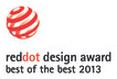 red dot product design award 2013