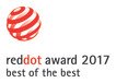 Red Dot product design award 2017