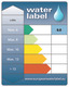 Water Label - 6l/min