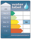 Water Label - 9l/min
